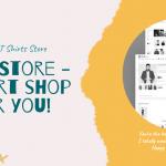 e-commerce t shirts store