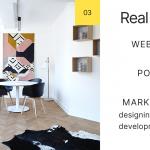 Real estate website design services