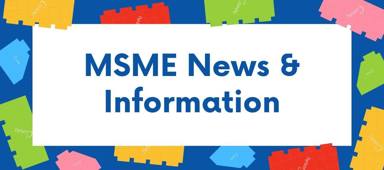 MSME News